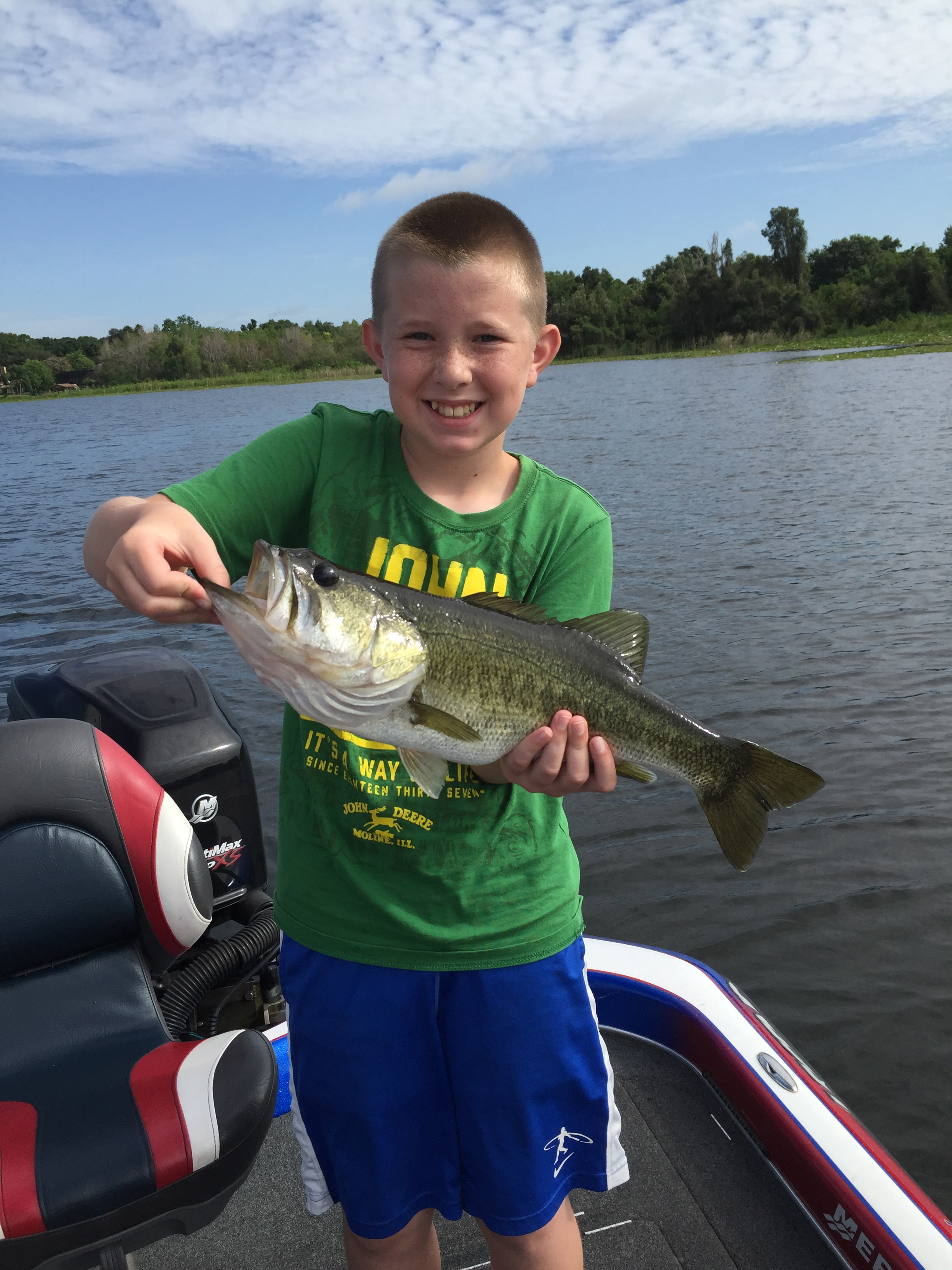 TMC Guide Services :: Family friendly bass fishing Winter